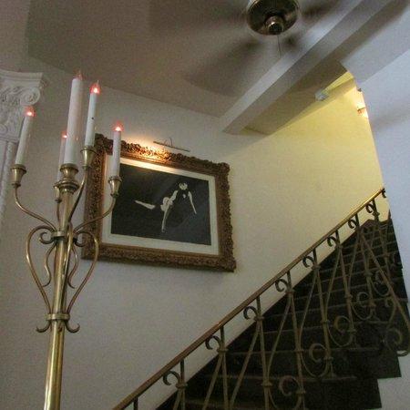 Park Hotel of Hot Springs : Marilyn Monroe Staircase