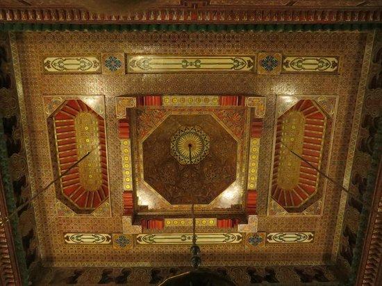 Palais Tariana : Ceiling