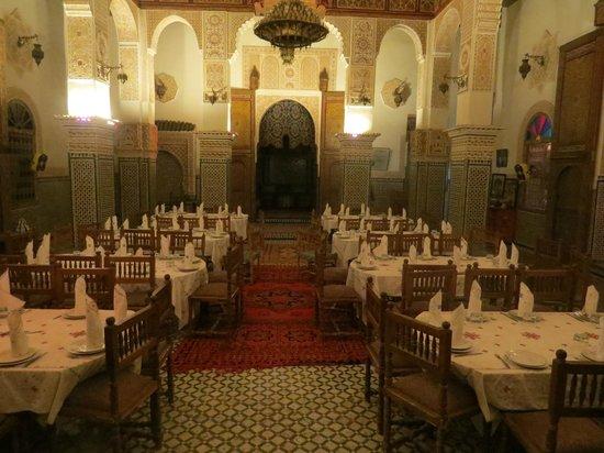 Palais Tariana : Main dining area