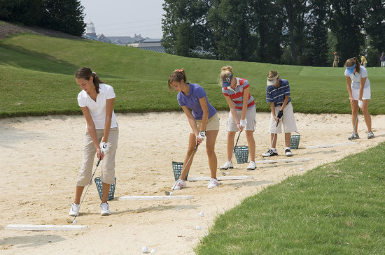 Dana Rader Golf School