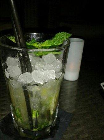Mayfair Bar: mojito