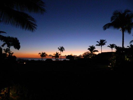 The Oberoi, Mauritius: dusk
