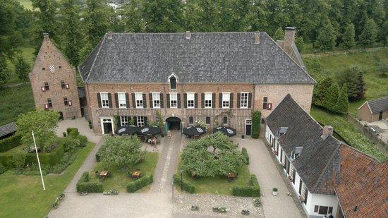"""Kasteel Huis Bergh: The Restaurant """" Heeren Dubbel """""""