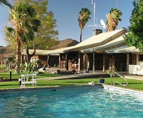 ROOISAND Desert Ranch: Pure enjoyment and activities for the whole family