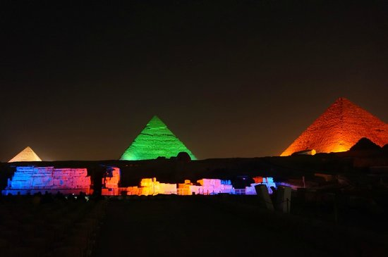 Sound & Light Egypt