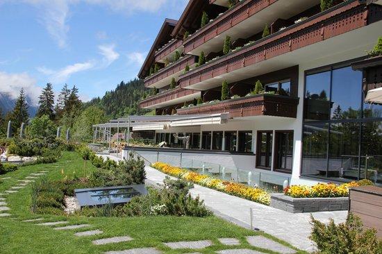 ERMITAGE Wellness- & Spa-Hotel: vue extérieure