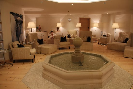 ERMITAGE Wellness- & Spa-Hotel: espace spa