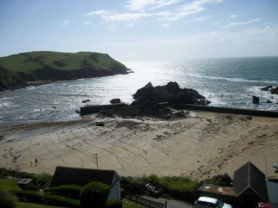 The Cottage Hotel: Lovely view from hotel