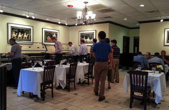 Tremendous Buffet Line At Saffron In Greenville Sc Picture Of Interior Design Ideas Ghosoteloinfo