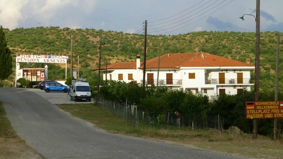 Guesthouse Arsenis: Pension Arsenis