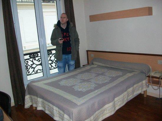 Hotel Liege Strasbourg: standard room