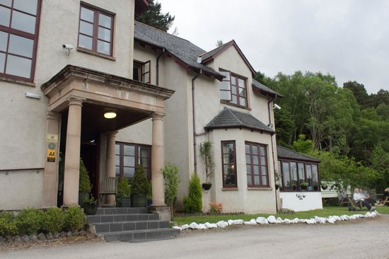 The Craigdarroch Inn: Great stay!