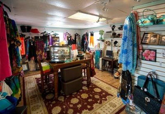 The Sea Gypsy Inn: The Sea Gypsy Store