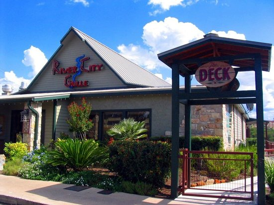 River City Grille Marble Falls Menu Prices