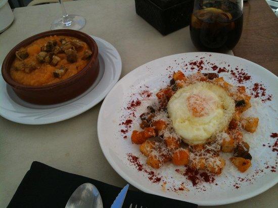 Restaurante La Bruja : REVOLCONAS Y MIGAS DEL PASTOR