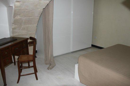 1743 loft : camera in soppalco