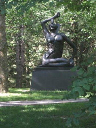 McMichael Canadian Art Collection: from the sculpture garden