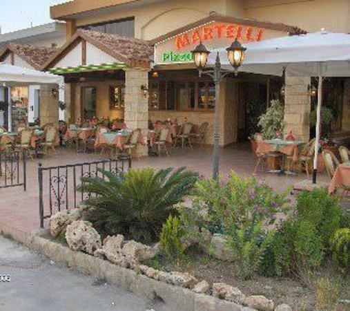 Martelli Pizza Ristorante