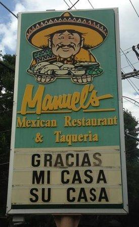 Foto de Manuel's Mexican Restaurant