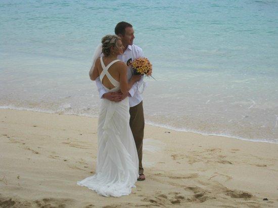 Cooks Bay Villas: Romantic