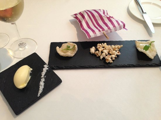 Lumiere: Appetiser