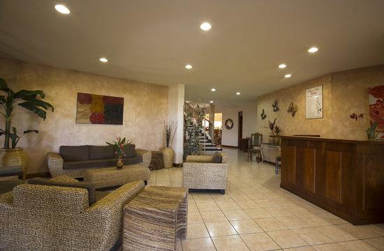 Hotel Buena Vista: Lobby