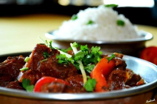 Kathmandu Bistro: Duck Choila