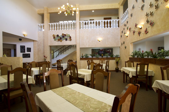 هوتل بوينا فستا: Restaurant
