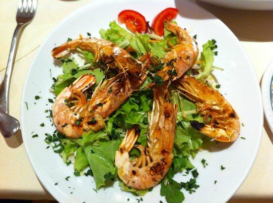 Osteria da Rosolo : Wonderful Seafood Plate