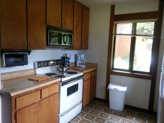 Graeagle Meadows Vacation Rentals & Real Estate: kitchen stove