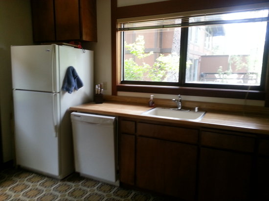 Graeagle Meadows Vacation Rentals & Real Estate: kitchen sink
