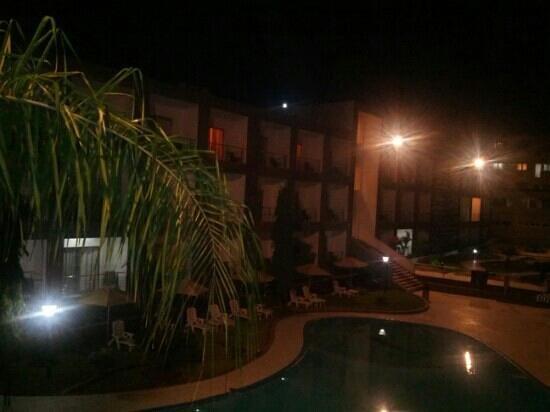 Hotel Executivo: Hotel View in Night