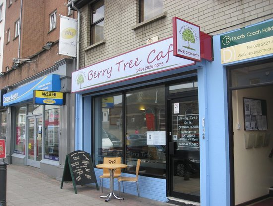 ‪The Berry Tree Cafe‬