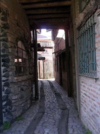 Campanopolis - Aldea medieval: campanopolis 1