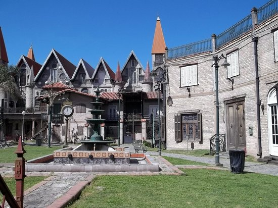 Campanopolis - Aldea medieval: campanopolis 2