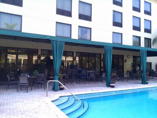Hampton Inn Boca Raton-Deerfield Beach: pileta