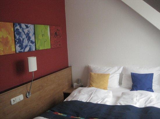 Park Inn by Radisson Nuremberg: room view
