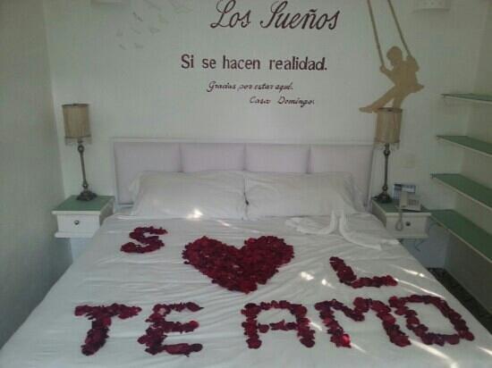 Casa Domingo Hotel Petit: Simplemente el paraiso!!!!!