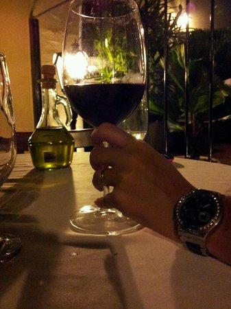 Casa Lisboa: Um belo jantar a dois...