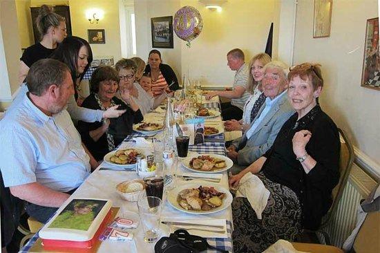 La Bouche: Family Birthday celebration lunch