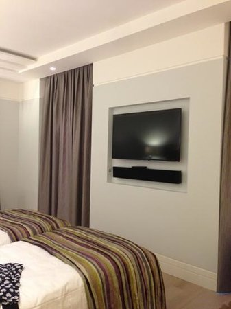 Hotel Cavour: executive room