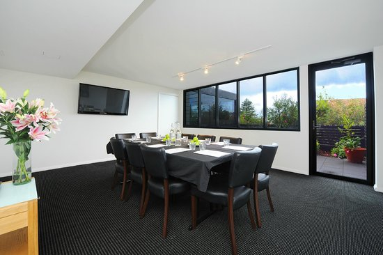 The Nelson Resort: Modern and Stylish Meeting Facilities
