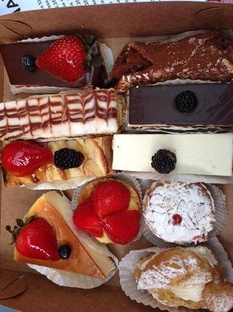 Bryanna's Bakery: Add a caption