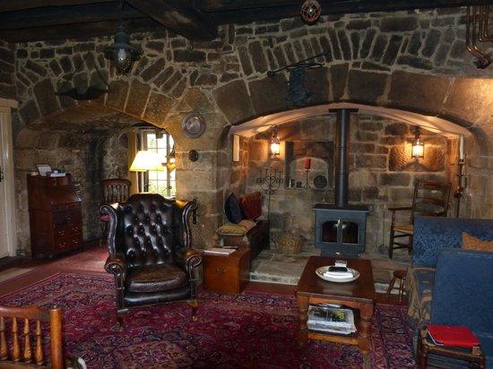 Dethick, UK: Breakfast room