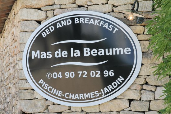 Mas de la Beaume : A must visit