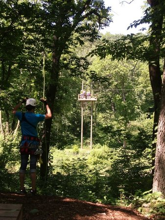 Sky Tours at YMCA Union Park Camp: Keep a camera close!