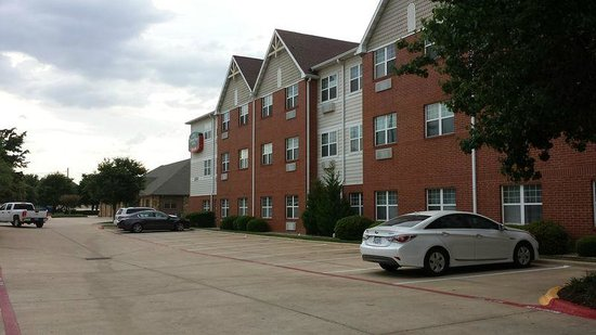 TownePlace Suites Dallas Bedford: Hotel