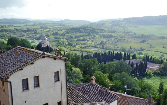 La Locanda di San Francesco: Breathtaking view