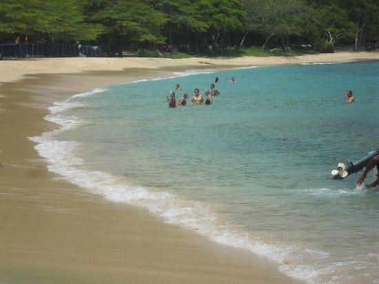 Sansiraka Hotel : playa cristal santa marta  colombia