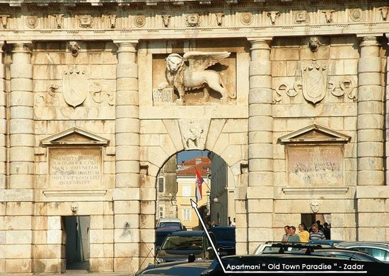 Zadar City Gate: APARTMENTS AND ROOMS FOR RENT-OLD TOWN PARADISE ZADAR